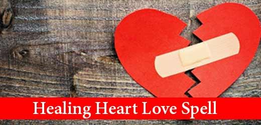 Healing Heart Love Spell mantra